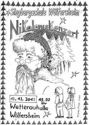 Nikolauskonzert2013