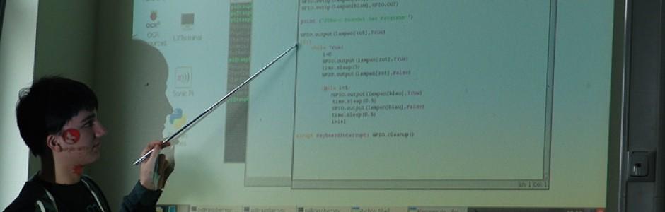 Programmierung eines Raspberry Pi