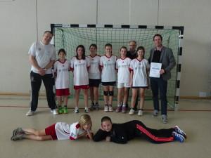 Kreissieger WK4 Mädchen