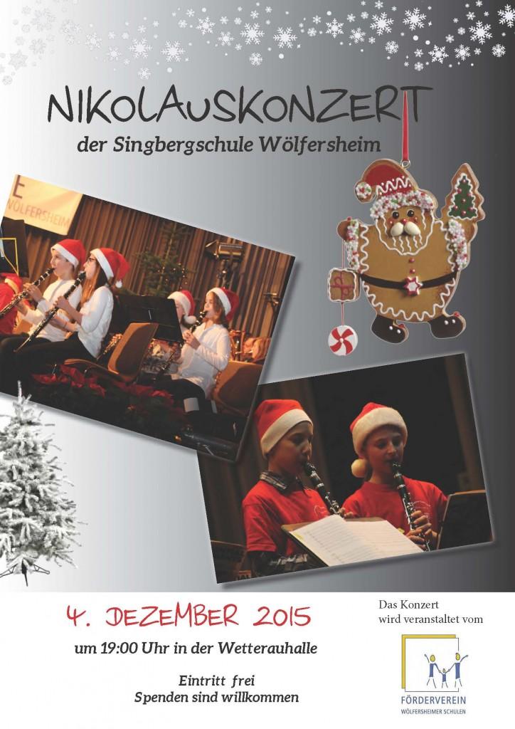 Nikolauskonzert grau-klein